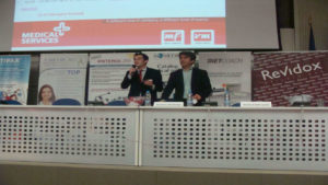 Luca Bica Publi Speaking evenimente medicale
