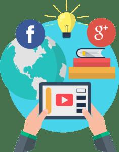Servicii social media WebHipsters