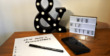 rezolutii de anul nou 2018 WebHipsters