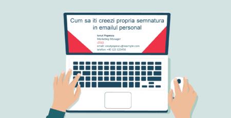 Cum sa-ti configurezi semnatura de mail pe outlook sau thunderbird