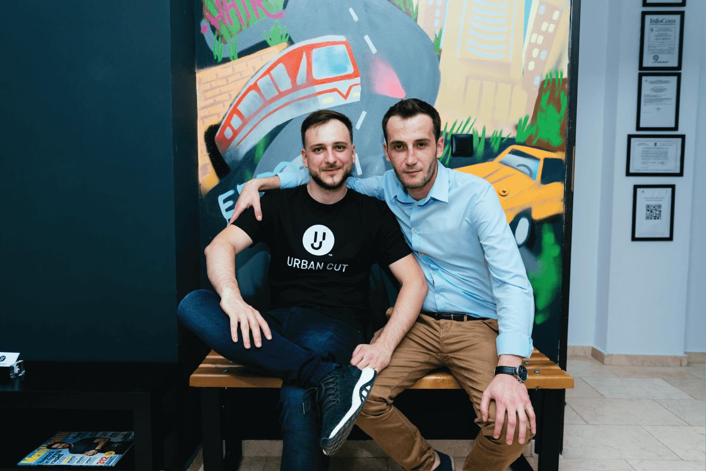 echipa Urban Cut Bucuresti - Manager and Marketing