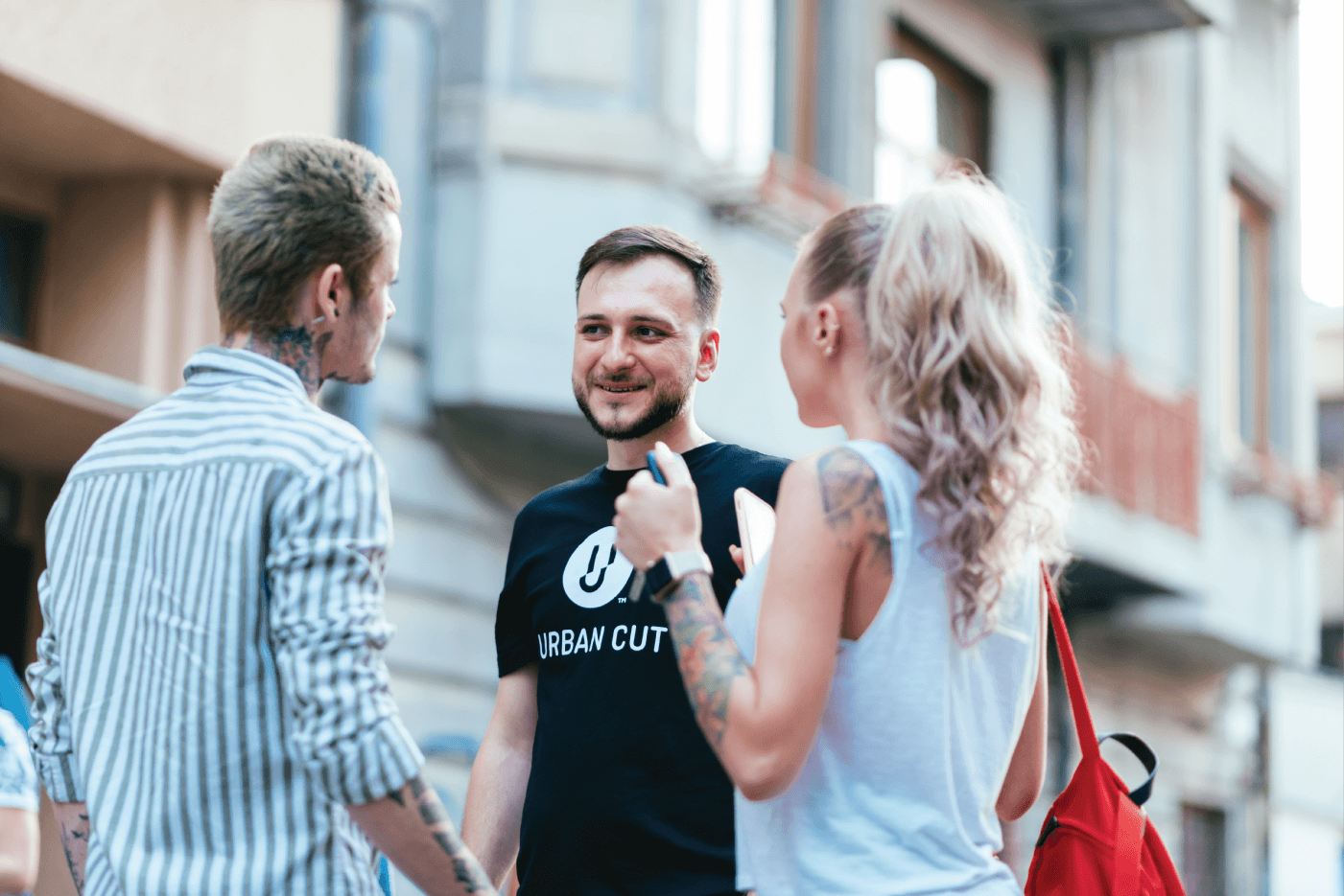 familia Urban Cut Romania - Fosti membri ai echipei acum prieteni