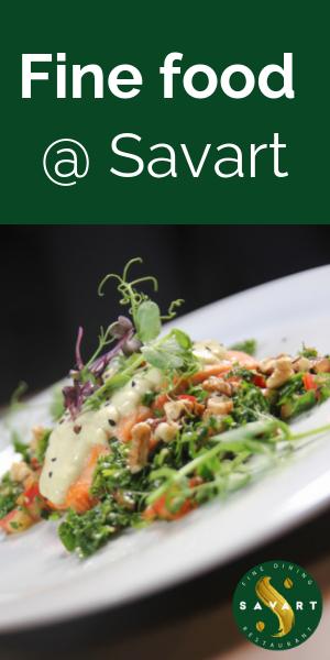 Fine food @ Savart