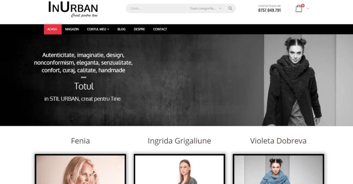 site wordpress magazin online