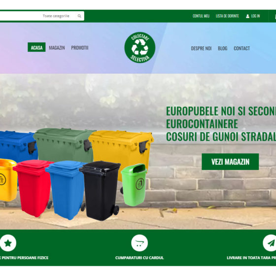 site colectare selectiva