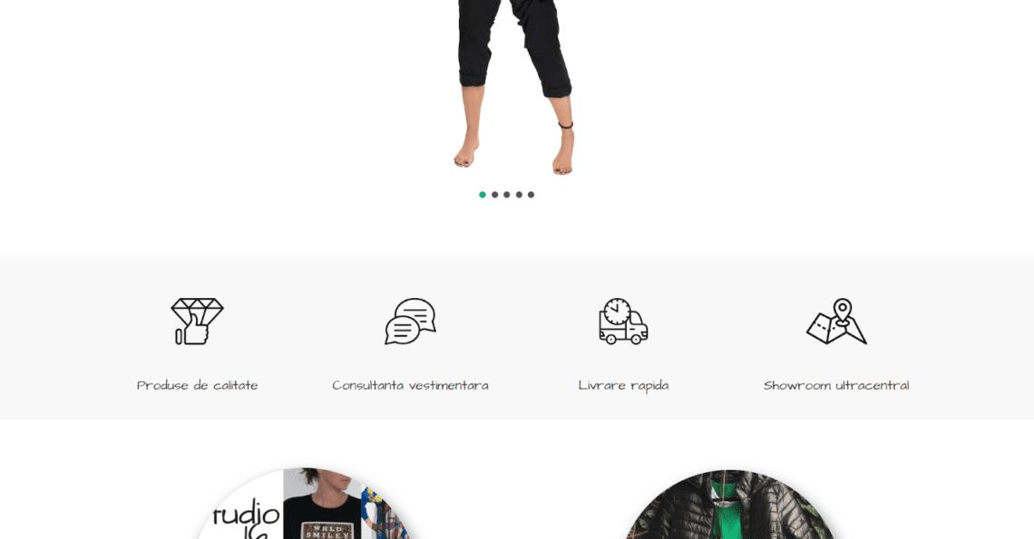 webdesign magazin online fashion