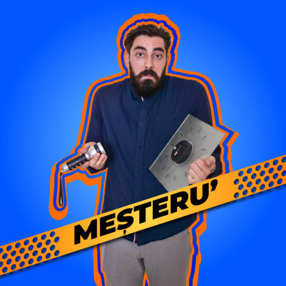 Mihai Sarbu - Mesteru de la WebHipsters
