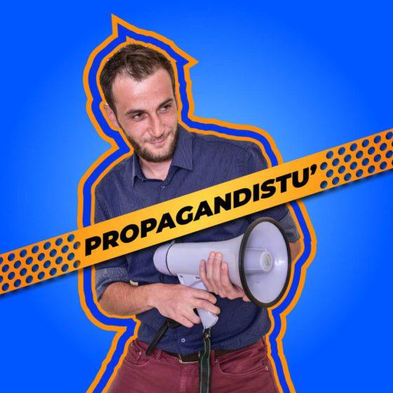 Luca Bica - Propagandistu de la WebHipsters