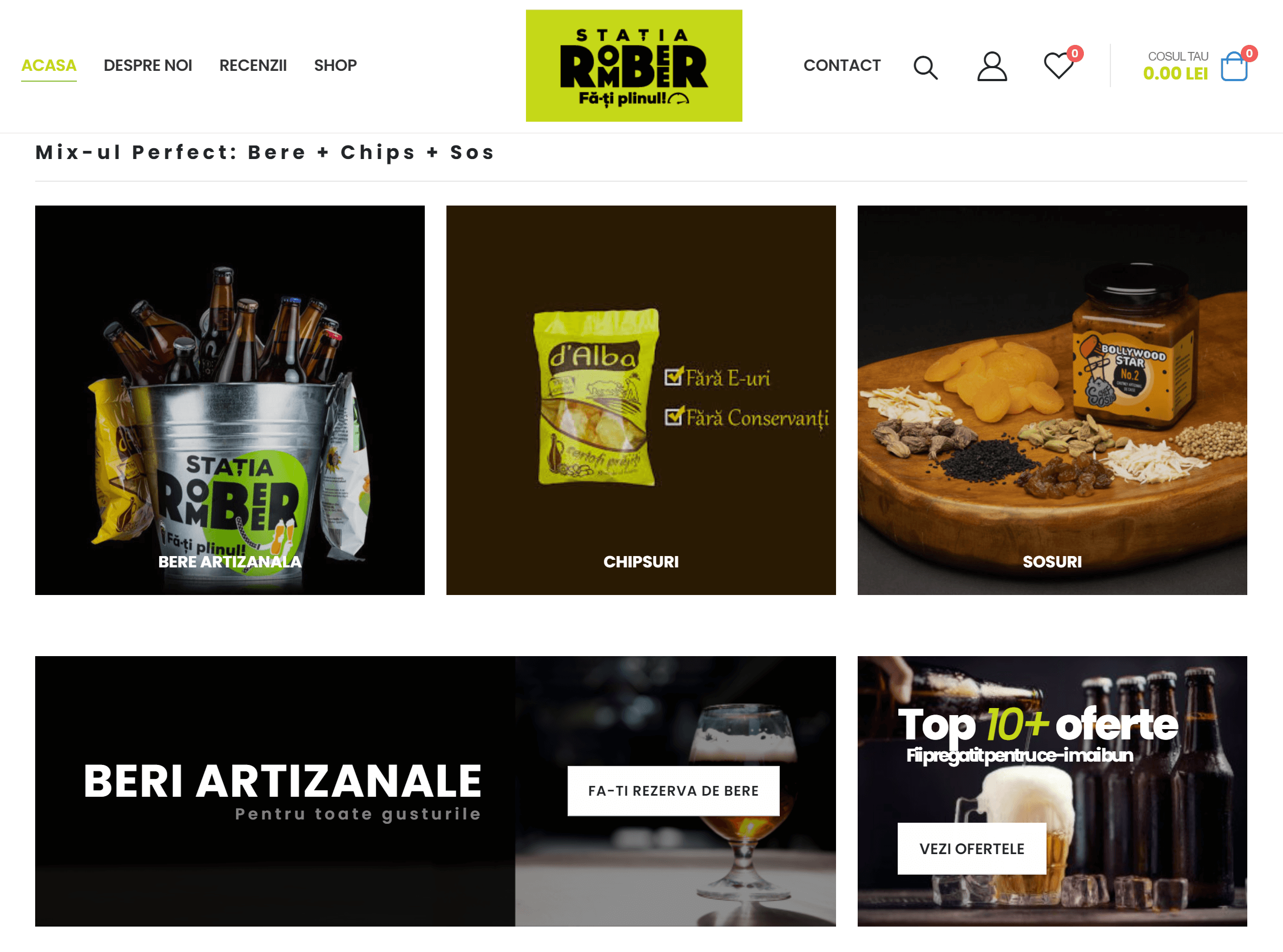 Preview Online Alcohol Site